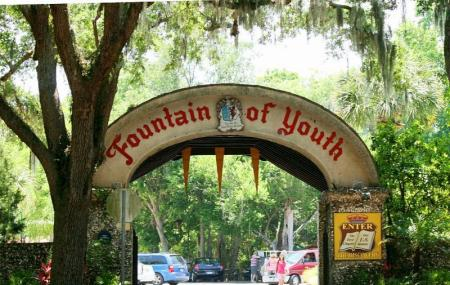 Fountain Of Youth Archaeological Park Image