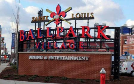 St. Louis Ballpark Village Image