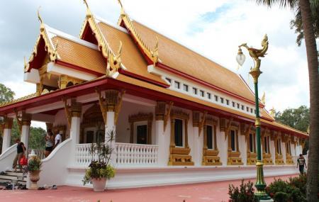 Wat Mongkolrata Temple Image