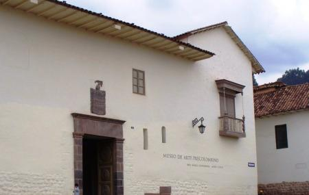 Pre-columbian Art Museum Image