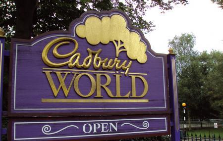 Cadbury World Image