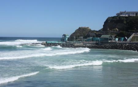 St. Clair Beach And Salt Water Pool Image