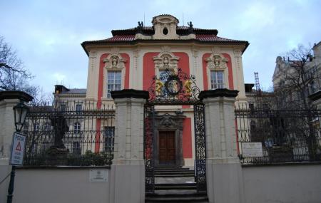 Antonin Dvorak Museum Image