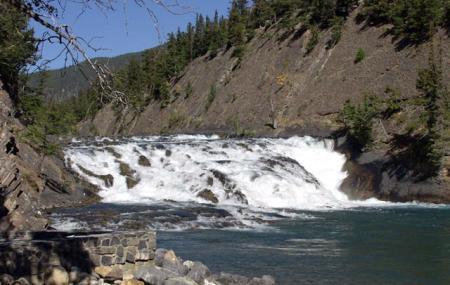 Bow Falls Image