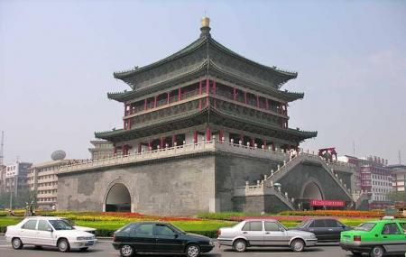 Xi'an Bell Tower Image