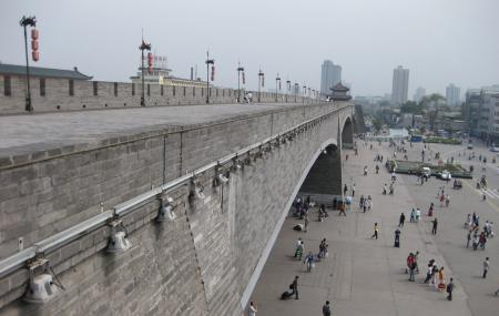 Xi'an City Wall Image