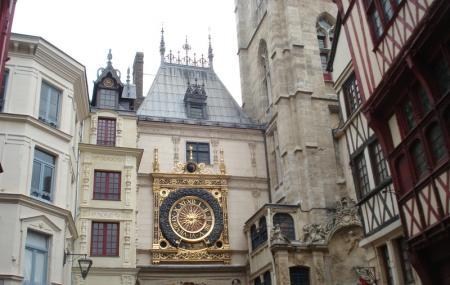 Gros Horloge Image