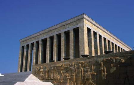 Ataturk Mausoleum Or Anitkabir Image