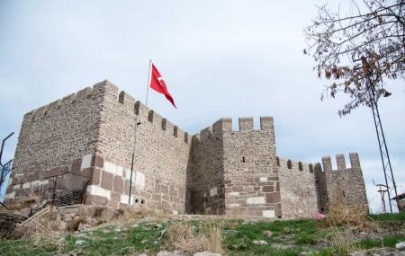 Ankara Castle Or Citadel Image