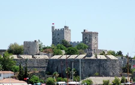 Bodrum Castle Of St Peter And Museum Of Underwater Archaeology Image