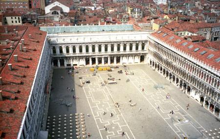 St Mark's Square Image