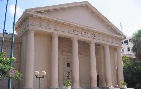 Graeco Roman Museum Image