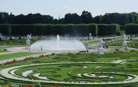 Herrenhausen Gardens Image