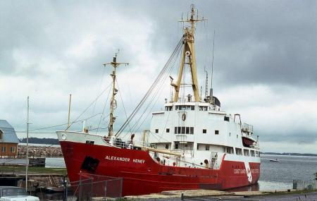 Marine Museum Of The Great Lakes Image