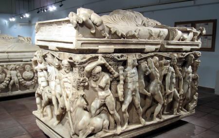 Konya Archaeological Museum Image