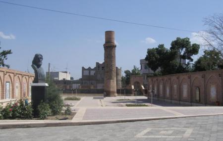 Sems-i Tebrizi Tomb And Mosque, Konya