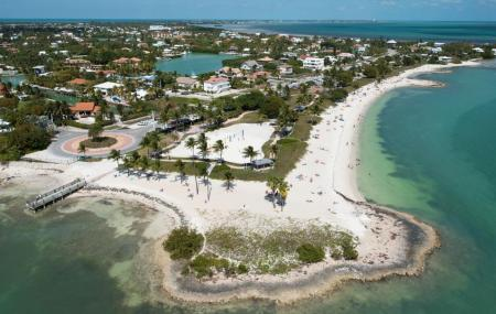 Sombrero Beach Image