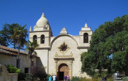 Carmel Mission Basilica Image