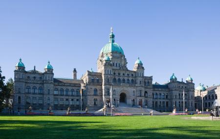 British Columbia Legislature Building Image