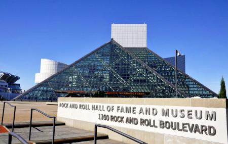 The Rock N Roll Hall Of Fame And Museum Image