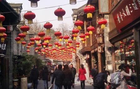 Jinli Pedestrian Street Image