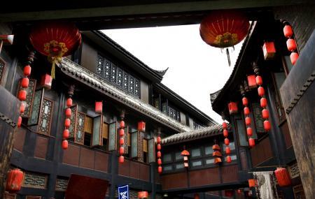Wuhou Memorial Temple Image