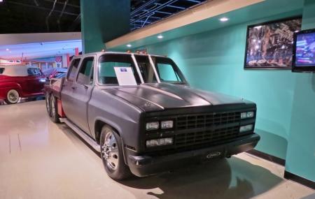 Velvet Collection Celebrity Car Museum Image