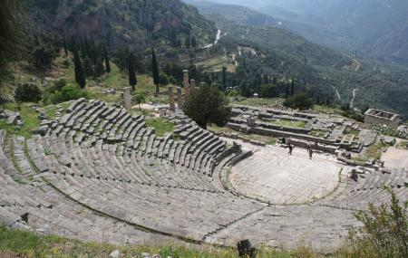 Greek Amphitheatre Image