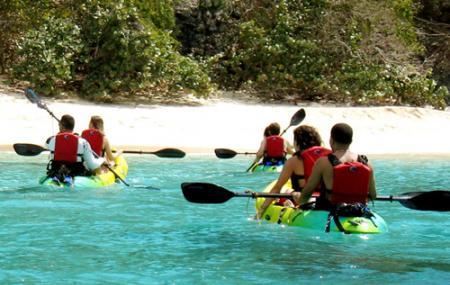 Kayaking Puerto Rico Or Aquafari, Culebra