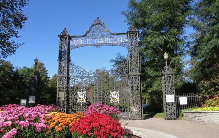 Halifax Public Gardens Image