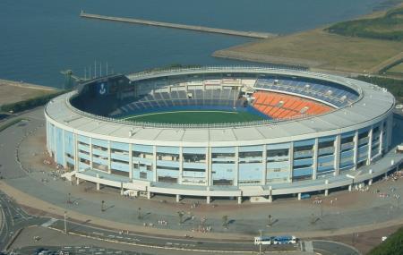 Chiba Marine Stadium, Chiba