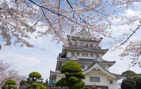 Chiba Castle Ruins Image