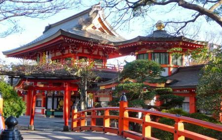 Chiba Shrine Image