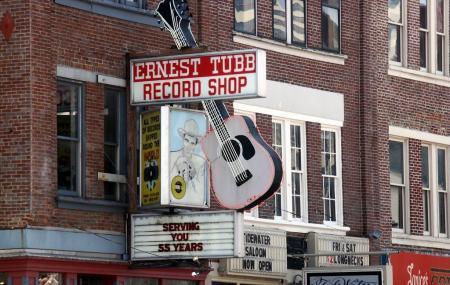 Ernest Tubb Record Shop Image
