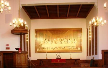 Upper Room Image