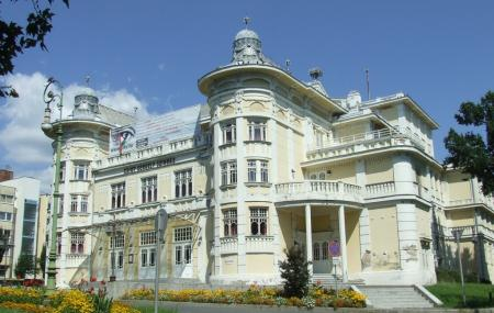 Gergely Csiky Theatre Image