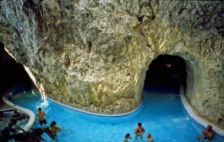Miskolc-tapolca Cave Bath Image