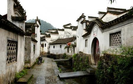 Xidi And Hongcun Ancient Villages Image