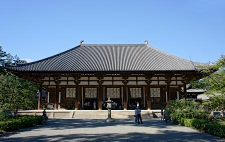 Toshodai Ji Image