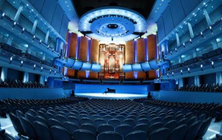 Francis Winspear Centre From Music, Edmonton