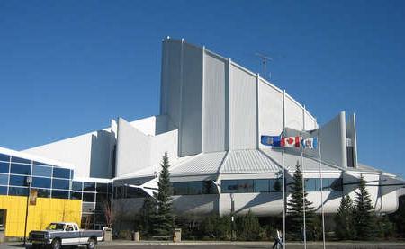 Telus World Of Science - Edmonton, Edmonton