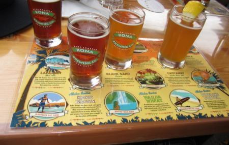 Kona Brewing Company, Kailua-kona