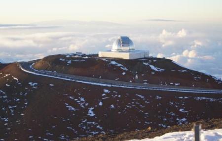 Mauna Kea Summit Image