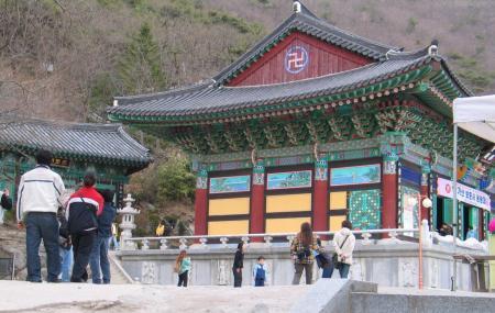Bomunsa Temple, Incheon