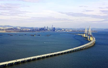 Incheon Bridge Image