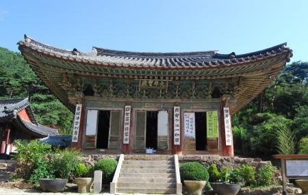 Jeondeungsa Temple Image