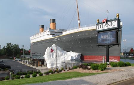 Titanic Museum Image