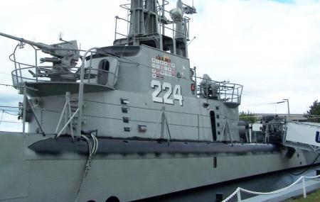 Uss Cod Submarine Memorial Image