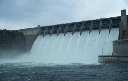 Table Rock Lake And Dam Image