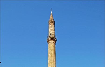 Torok Kori Minaret Image